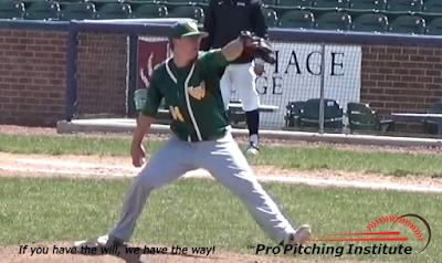 "A ""closed front shoulder"" is the least direct path to the pitching legacy you dream of having. However, virtually overnight, every movement we teach in the ""Winning Pitch Location Strategy©"" forces your ""open front shoulder"" to take your throwing hand through the same productive release point on every pitch."