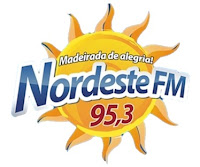Rádio Nordeste FM 95,3 de Feira de Santana BA