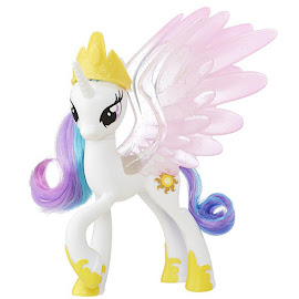My Little Pony Nurturing Friends Princess Celestia Brushable Pony