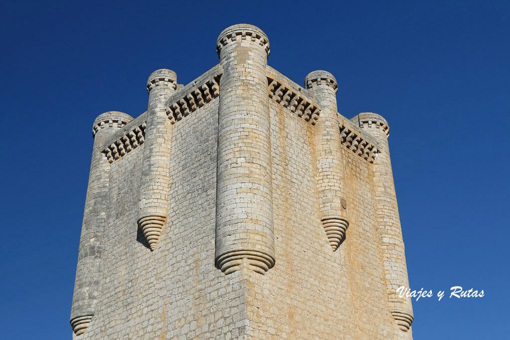 Torre del Homenaje del Castillo de Torrelobatón