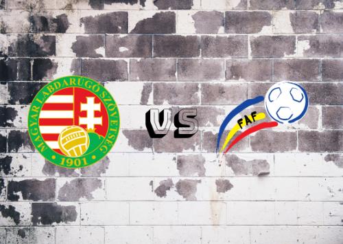 Hungría vs Andorra  Resumen