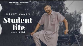 Student Life song - lyrics Romey maan