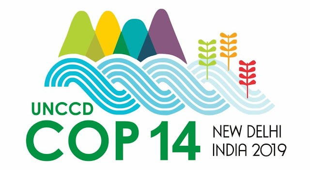 India to host COP-14 of UNCCD in September 2019