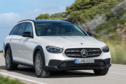 2021 Mercedes-Benz E-Class All-Terrain Review