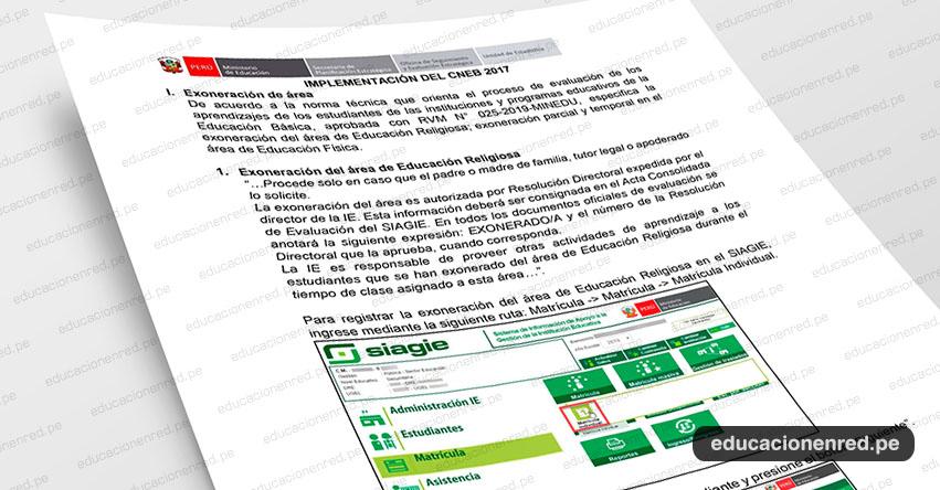 Nueva Versión del SIAGIE incorpora implementación del Currículo Nacional