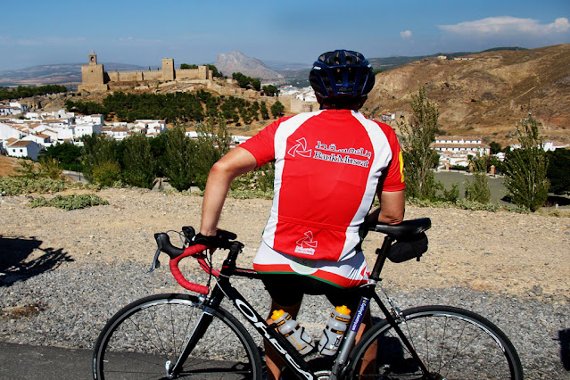 Cycling In Southern Spain on a self guided tour