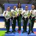 La gimnasia le aportó siete medallas a Risaralda en Juegos Nacionales Bolívar 2019