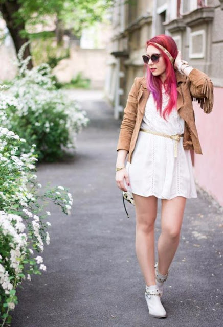 Vestidos casuales para jóvenes