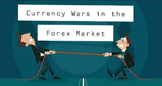 War and the market الحرب والسوق