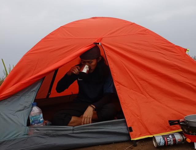 informasi lengkap pendakian gunung andong via pendem magelang