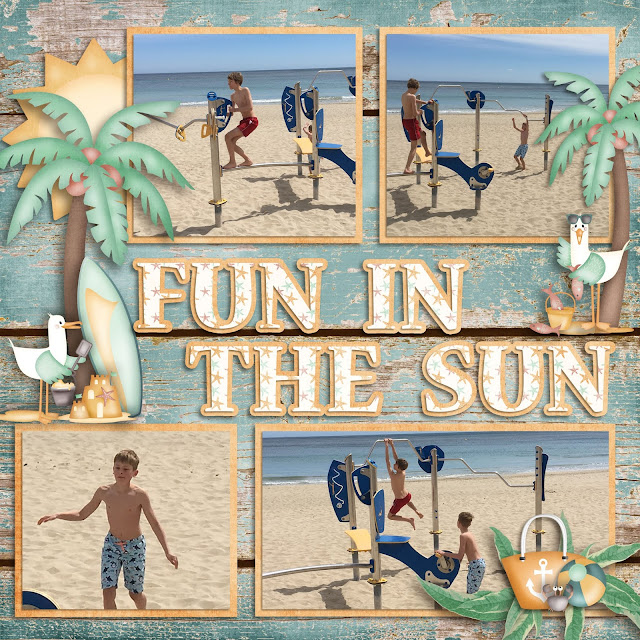 Summer Fun Templates