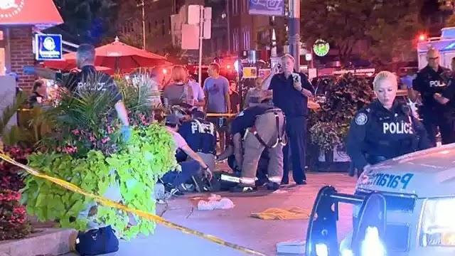 Τορόντο: Μια νεκρή και πολλοί τραυματίες από ένοπλη επίθεση στην ελληνική συνοικία