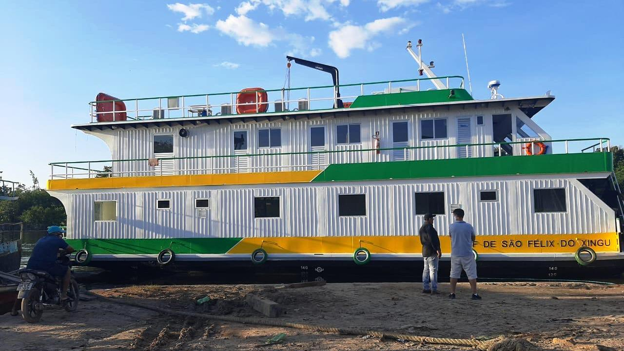 Equatorial prepara megaoperação para transportar UBSF por estrada