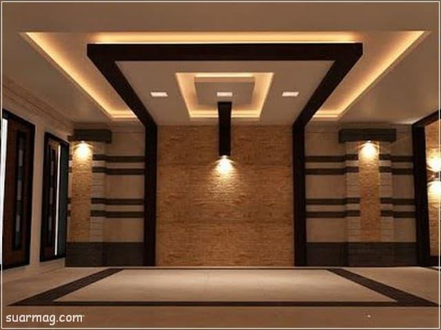 ديكورات اسقف جبس بسيطة 2020 12   Simple gypsum ceiling decor 2020 12