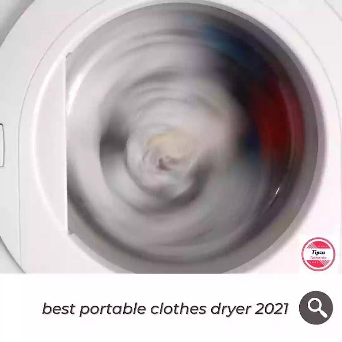 best portable clothes dryer 2021 | portable clothes dryer honest reviews
