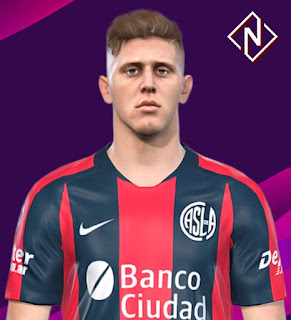 PES 2019 Faces Adolfo Gaich by Nahue