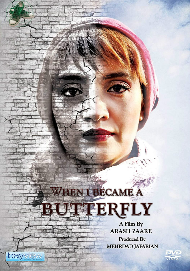 When I Became a Butterfly poster
