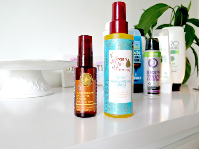 vegan argan oil