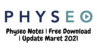Physeo  Video Lectures  Free Download PDF  Update Terbaru Mei 2021