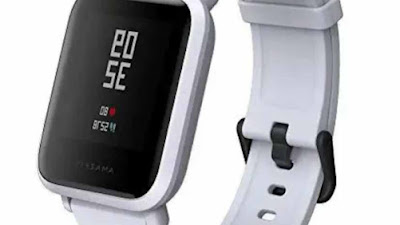 New Amazfit Bip Smartwatch by Huami Buy Online