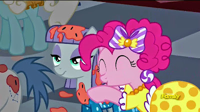 Maud and Pinkie Pie