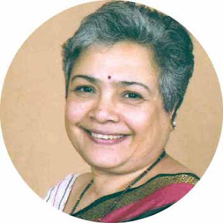 Mrinal  Pandey Pashyantee Advisory Board Memeber