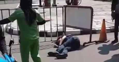 Korban Tewas, Pelaku Perampokan di SPBU Daan Mogot Diduga Empat Orang