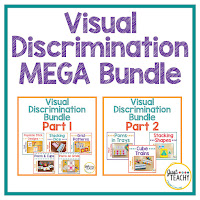 Visual Discrimination Mega Bundle