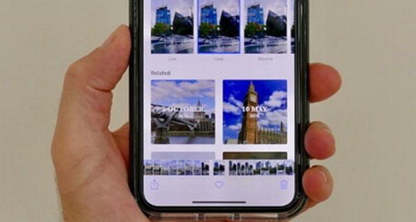 استرجاع الصور المحذوفة من الايفون بدون كمبيوتر