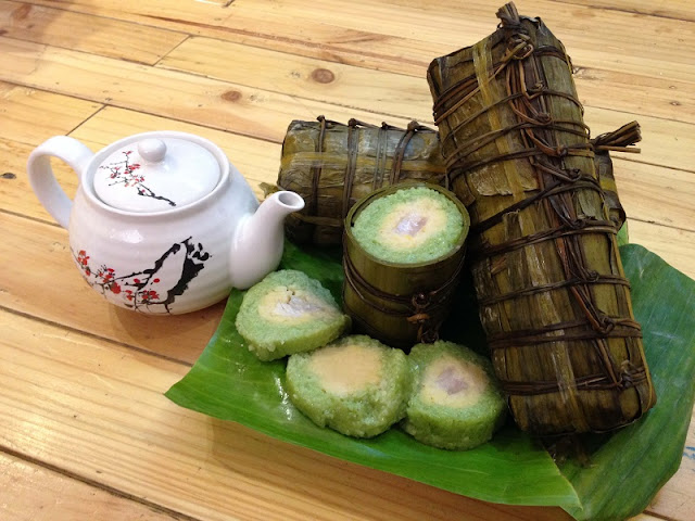 Banh Tet: Traditional cake in southern Vietnam 1