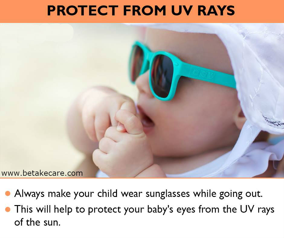 Protect from UV Rays