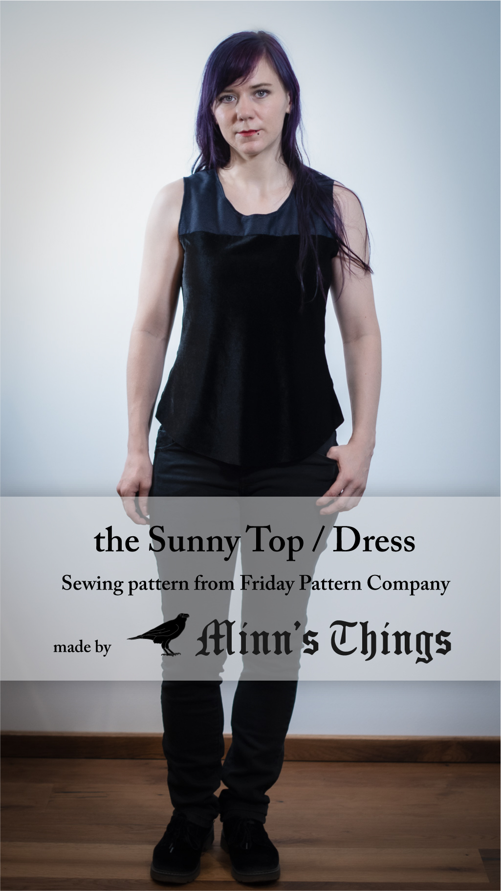 minn's things sewing friday pattern company sunny dress top modified diy pinterest