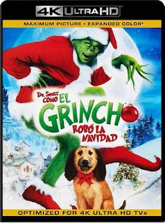 El Grinch (2000)4K 2160p UHD [HDR] Latino [GoogleDrive]