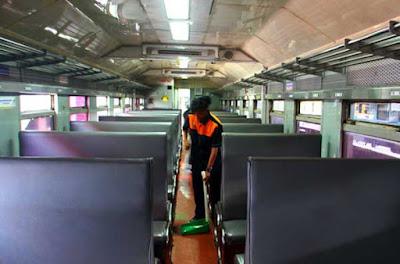 Kereta Api Matarmaja, Teman Sempurna Buat Backpacker ke Malang