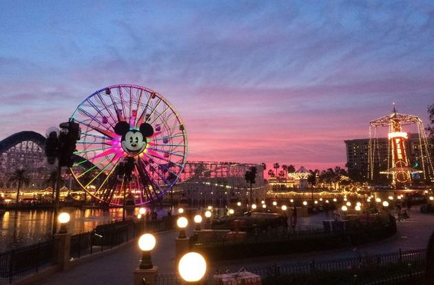 Tourist With Measles Visited Southern California Attractions