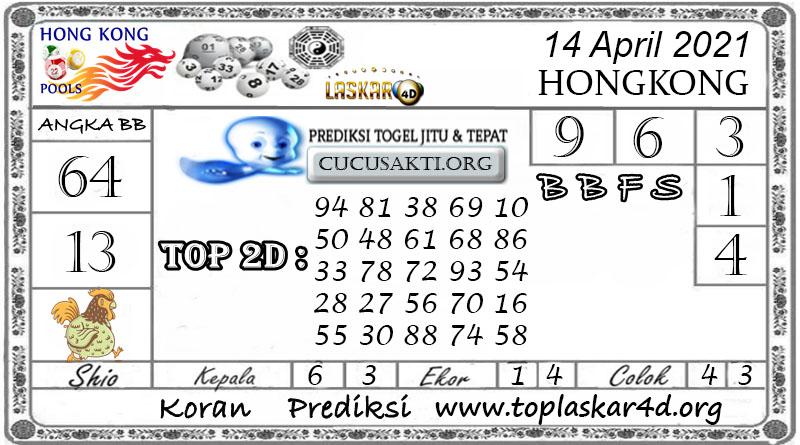Prediksi Togel HONGKONG LASKAR4D 14 APRIL 2021
