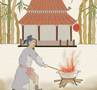 How Firecrackers were invented?