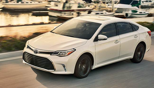2018 toyota avalon review autocar regeneration. Black Bedroom Furniture Sets. Home Design Ideas