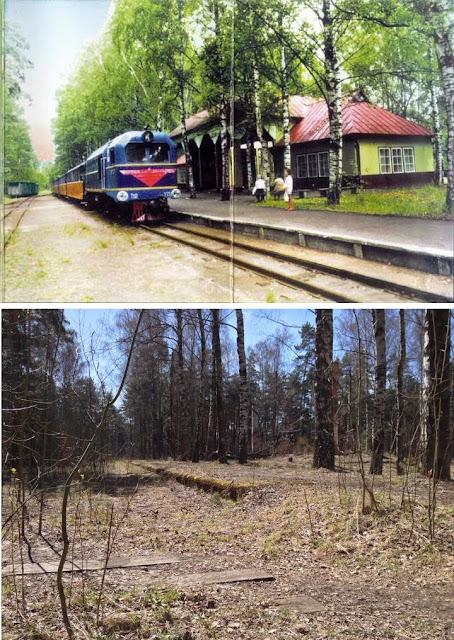 Rigas bernu dzelzcels lidz un pec