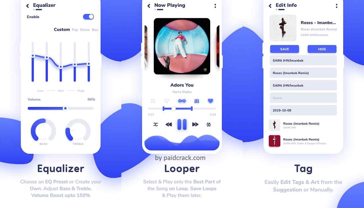 Nyx Music Player Premium Apk