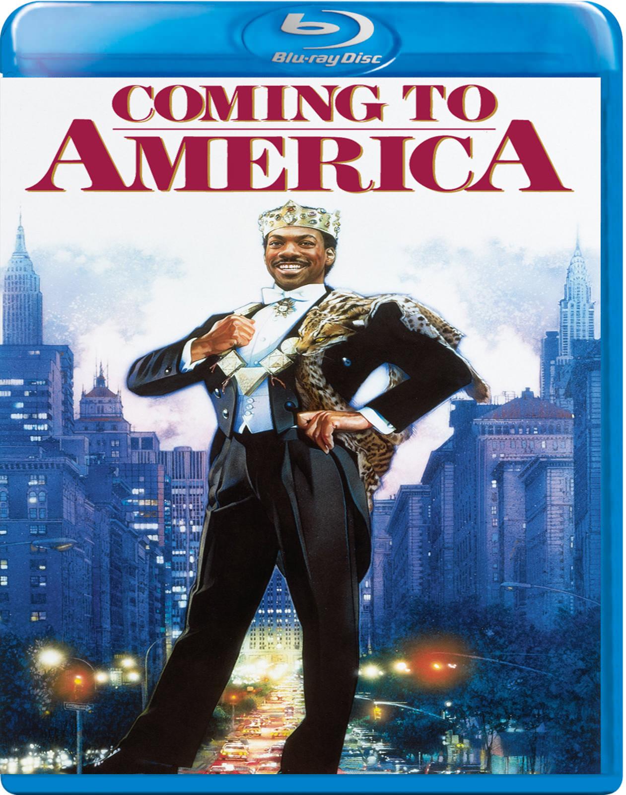 Coming to America [1988] [BD25] [Castellano]