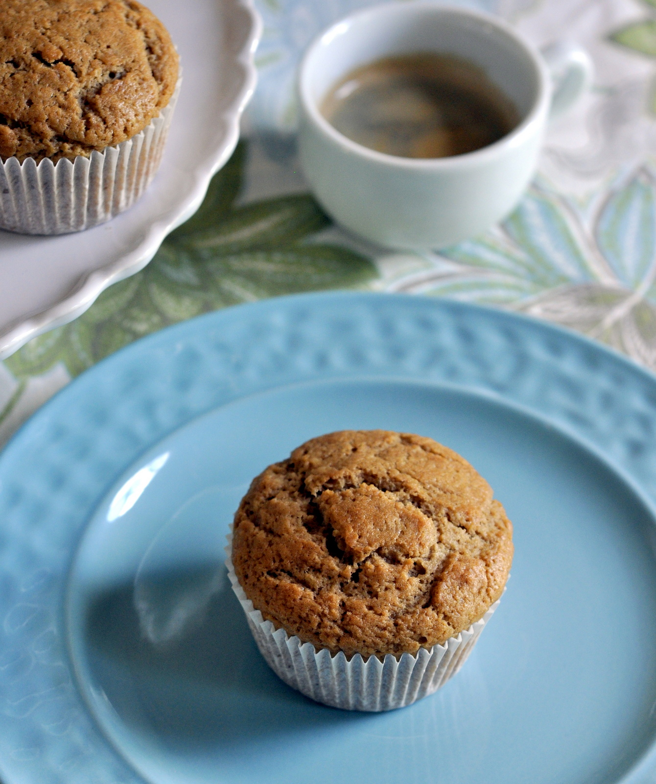 Supercharged Espresso Muffins | Taste As You Go
