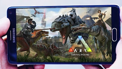 واخيراتحميل لعبة ARK Survival Evolved للاندرويد من متجر بلاي ستور + من ميغا وميديافاير