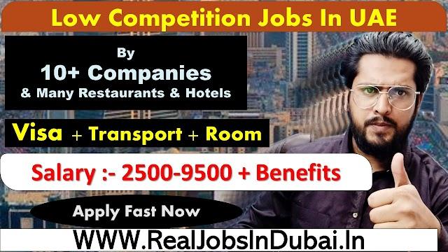 Jobs In Sharjah - UAE 2021
