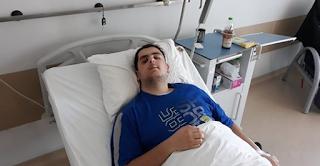 Θεσσαλονίκη: Έκκληση βοήθειας για τον Ηλία που δίνει σκληpή μάχη με τον καρκίνο