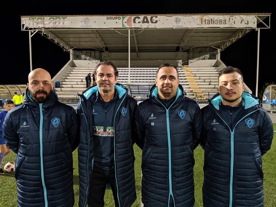 Barrosas: Novo treinador incólume no derby