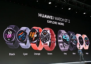 Huawei Watch GT 2 Price and Specification