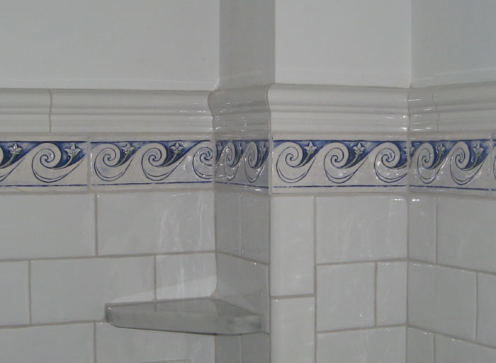 Decorative Ceramic Tile Borders - Home Ideas