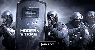 Modern Strike Online MOD APK 1.43.0 (Unlimited Gold & Ammo) 2021