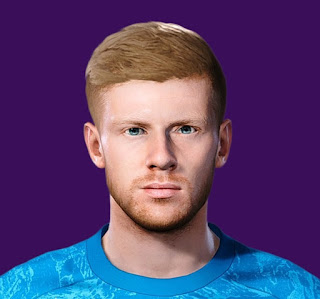 PES 2020 Faces Mikhail Levashov